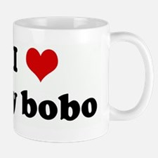 I Love my bobo Mug