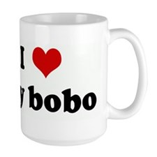 I Love my bobo Mug