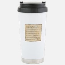 We the Pit Bulls... Travel Mug