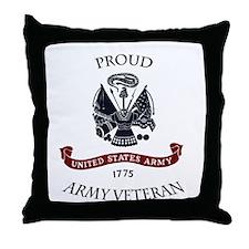 Cute Proud Throw Pillow