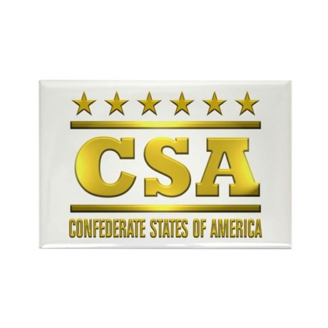CSA 2 Rectangle Magnet (10 pack)