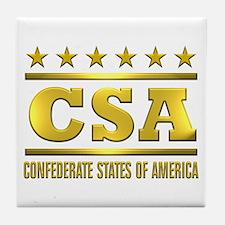 CSA 2 Tile Coaster