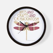 C. R. Mackintosh Wall Clock