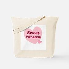 Sweet Vanessa Tote Bag