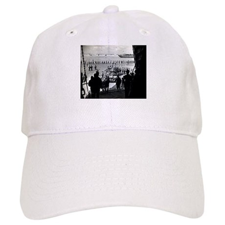 WWII D-Day Cap