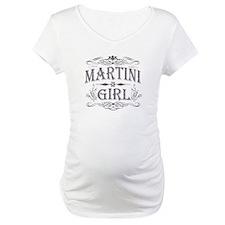 Vintage Martini Girl Shirt