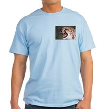 Cheetah Ash Grey T-Shirt