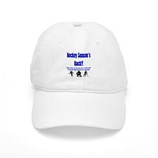 Hockey Season's Back!! Baseball Baseball Cap
