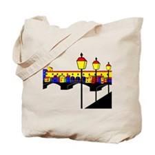 Italian West Coast Tote Bag
