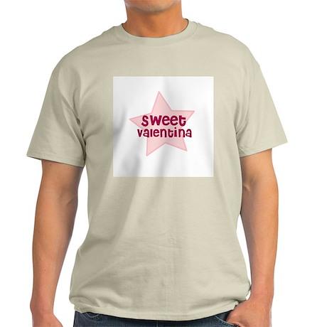 Sweet Valentina Ash Grey T-Shirt