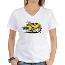 Duster Yellow Car Shirt