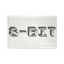 8-Bit Rectangle Magnet