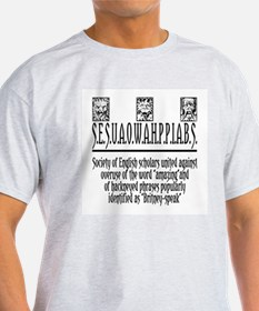 ENGLISH SCHOLARS SOCIETY T-Shirt