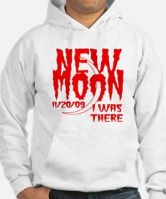 New Moon I was there Hoodie