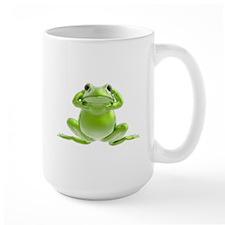 Frog - Hear No Evil! Mug