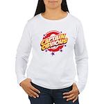 Captain Obvious Women's Long Sleeve T-Shirt