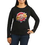 Captain Obvious Women's Long Sleeve Dark T-Shirt