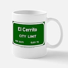 El Cerrito Mug
