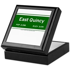 East Quincy Keepsake Box