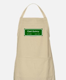 East Quincy BBQ Apron