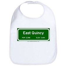 East Quincy Bib