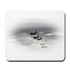 Navy P5M Seaplane Mousepad