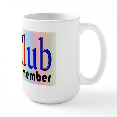 The 50 Club Large Mug
