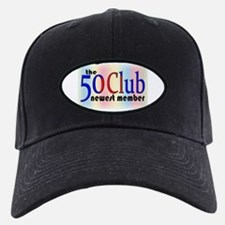 The 50 Club Baseball Hat