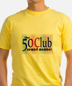 The 50 Club T