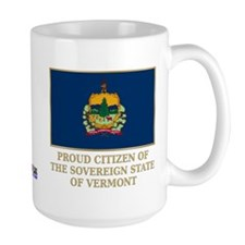 Vermont Proud Citizen Mug
