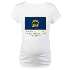 Vermont Proud Citizen Shirt