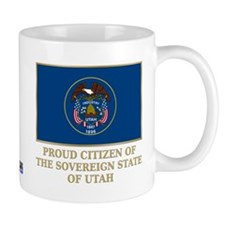 Utah Proud Citizen Coffee Mug