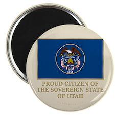 Utah Proud Citizen Magnet