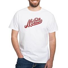 Midrealm Red/White Retro Shirt