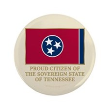 """Tennessee Proud Citizen 3.5"""" Button (100 pack)"""