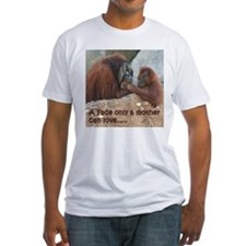 Orangutan Mom and Child Shirt