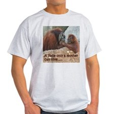 Orangutan Mom and Child T-Shirt
