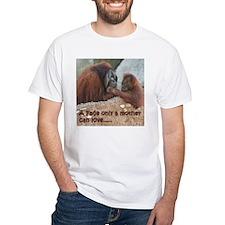Orangutan Mom and Child Shirt