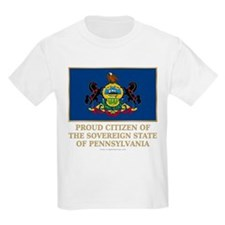 Pennsylvania Proud Citizen T-Shirt