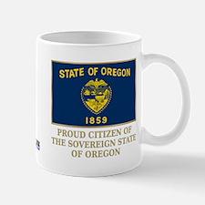 Oregon Proud Citizen Mug