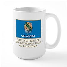 Oklahoma Proud Citizen Mug