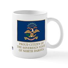 Proud Citizen of North Dakota Mug