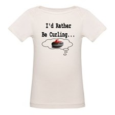 I'd Rather Be Curling.. Tee