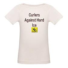 Curlers Against Hard Ice Tee