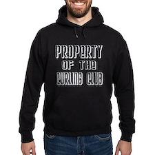 Property of the Curling Club Hoodie