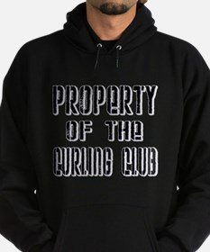 Property of the Curling Club Hoodie