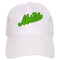 Midrealm green retro Baseball Cap