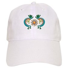 Kokopelli with Sun Baseball Cap