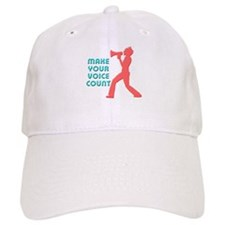 Make Your Voice Count Baseball Cap