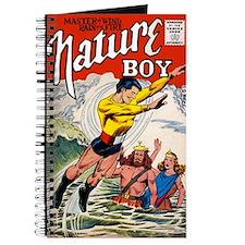 Nature Boy SketchBook